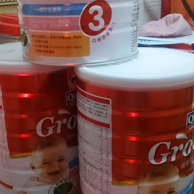 桂格三號1-4三罐