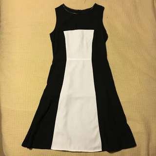 Knee Length Work Dress