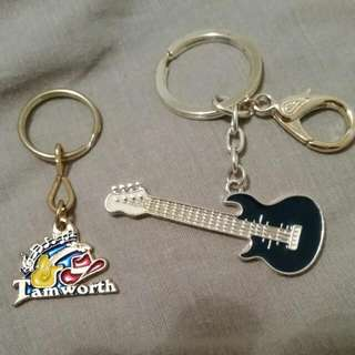 2 Key Chains