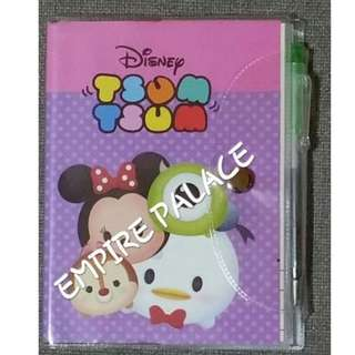 🎉AVAILABLE NOW TSUM TSUM Notebook Minnie w Friends