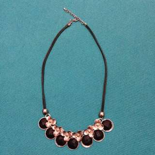 Necklace Black Pearl (kalung)