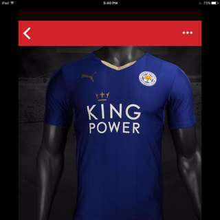 Leicester Jersey