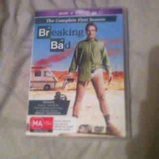 Breaking Bad The Complete First Season