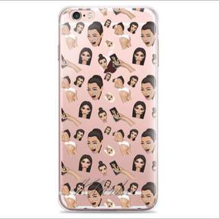 Kimoji iPhone 6/6s Phone Case