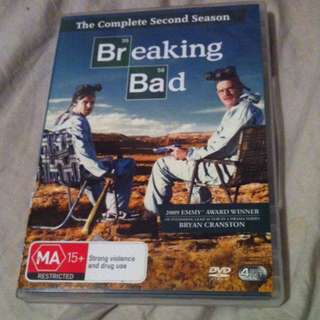 Breaking Bad Complete Season 2