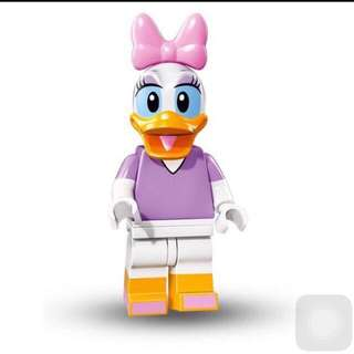 Lego Mini figure Disney Daisy (可用alice交換)
