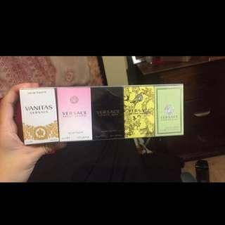Mini Versace Perfume Pack