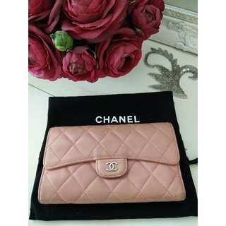 Authentic CHANEL wallet purse