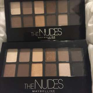 The Nude Maybelline Eyeshadow