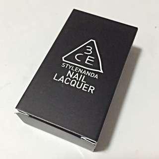 3CE Transparent Nail Polish(Top coat)