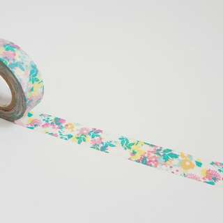 Dreamy Floral Washi Tape Roll