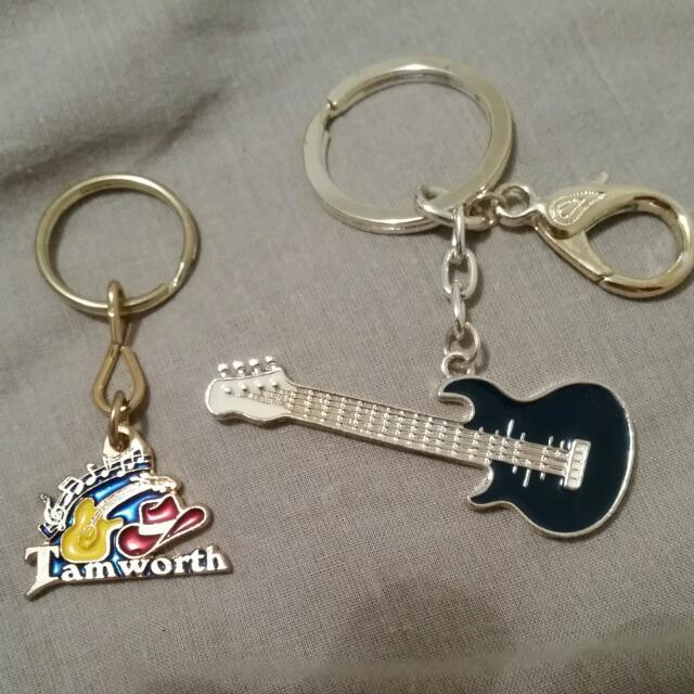 2 Key Chains