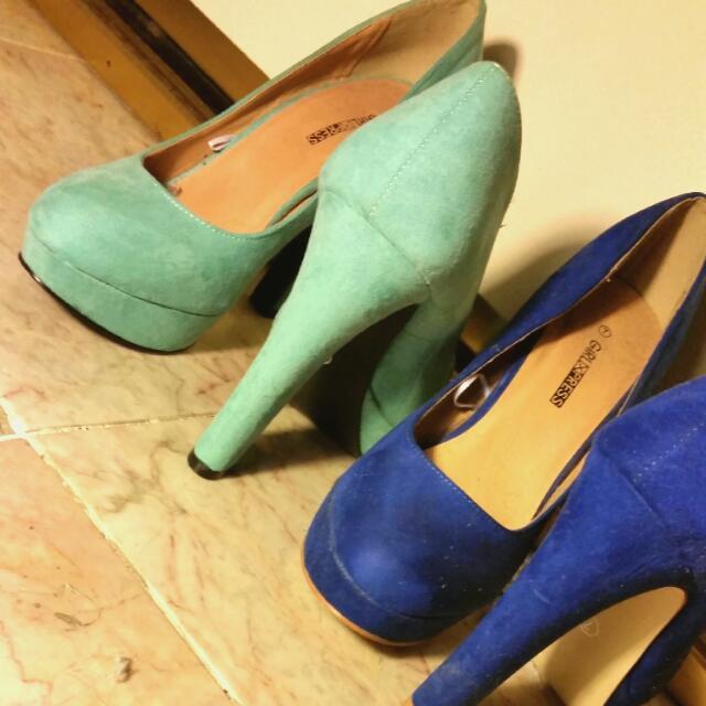 2x Heels!