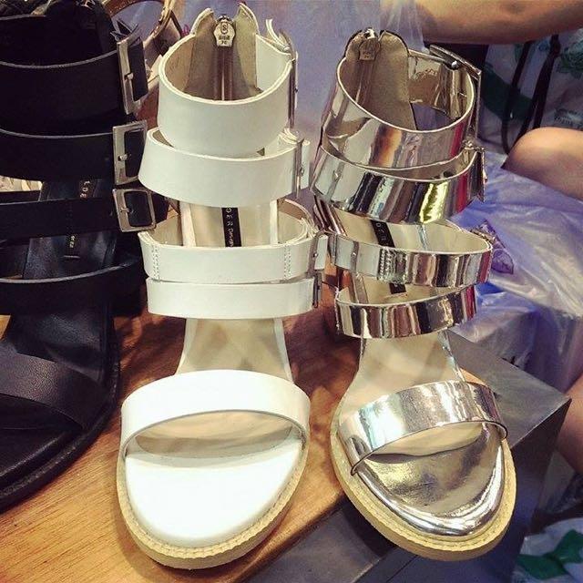 涼鞋(韓)