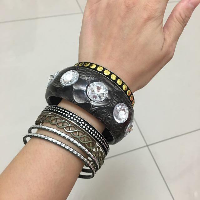 全新 造型手環 含運
