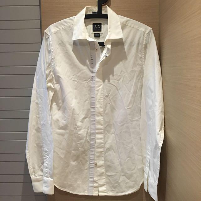 Armani Exchange 男襯衫