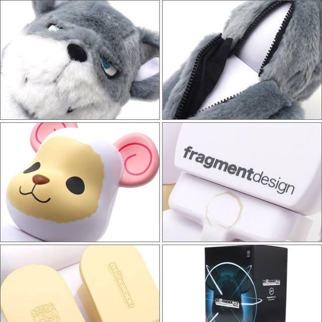 Bearbrick For Sale Fragment Design 400%