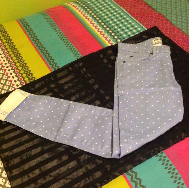 Cotton On Polka Dot Jeans