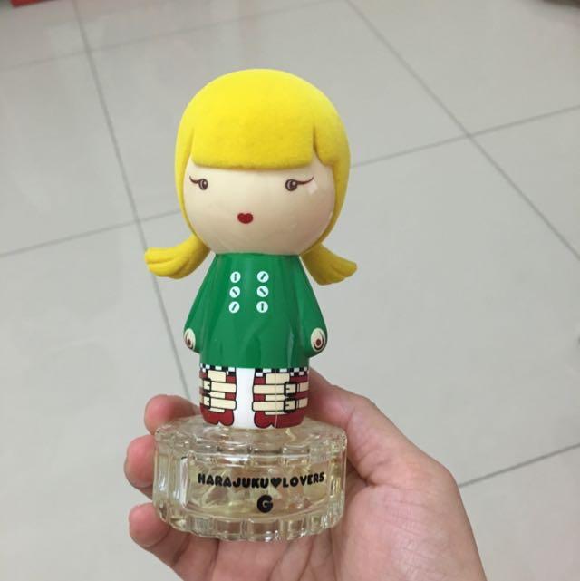 Harajuku lovers 公仔香水 30ml寶貝淡香水