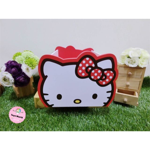 🎀Hello Kitty手提置物盒🎀