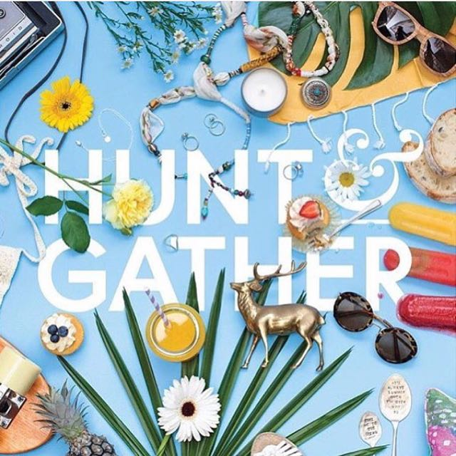 HUNT AND GATHER MARKETS NEWCASTLE