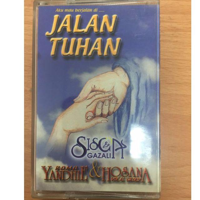 【hymn聖歌】JALAN TUHAN(卡帶/錄音帶