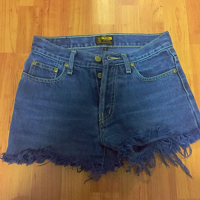 Lee Midwaist Shorts