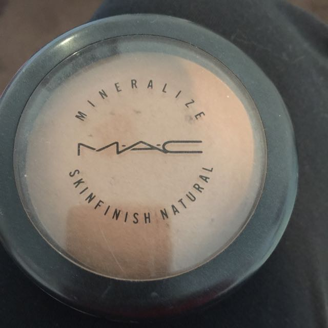 MAC Mineralize Skin Finish Bronzer In Medium Deep