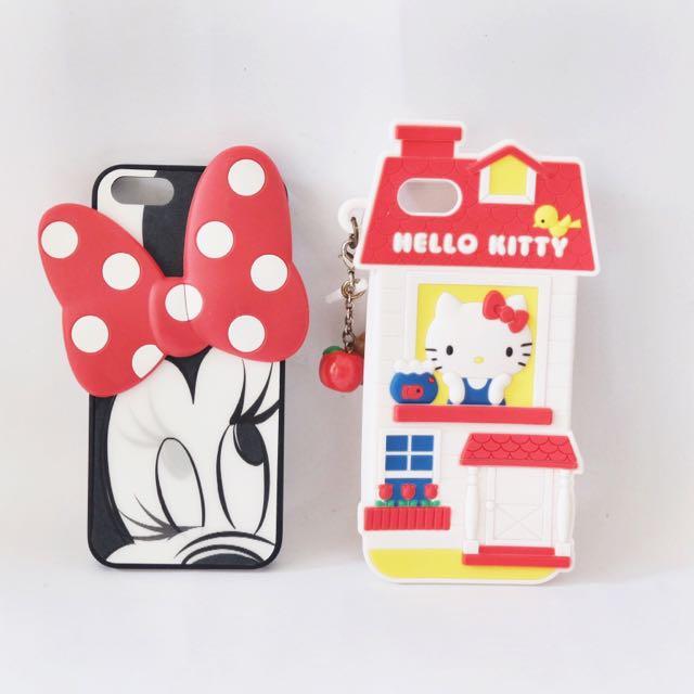 Hello Kitty Iphone 5-5s ORIGINAL SANRIO