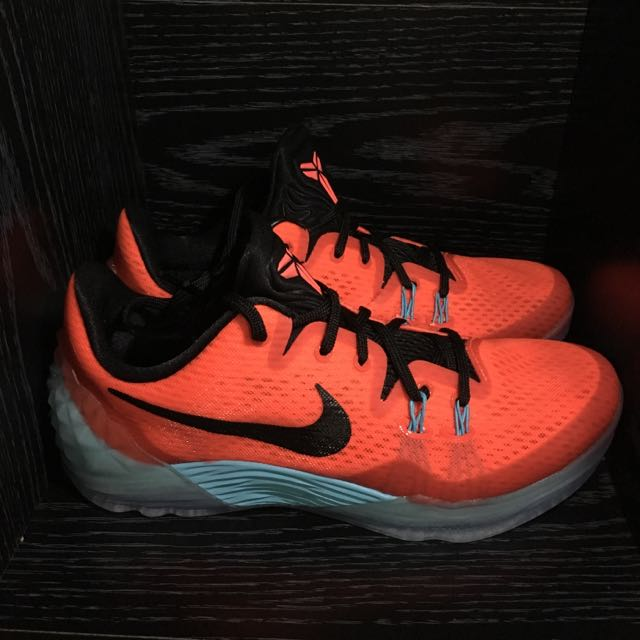 Nike zoom Kobe venomenon 5 EP毒液橘紅 Us8