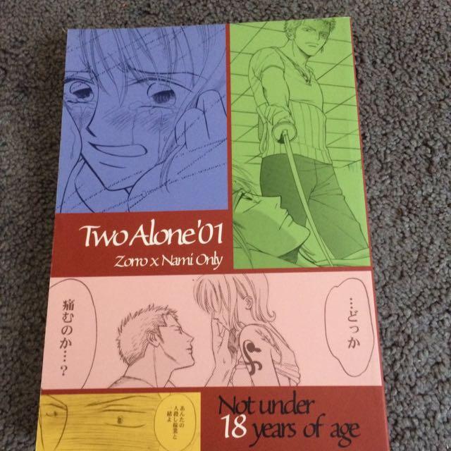 One Piece Doujinshi & Novel