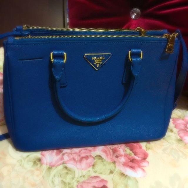 Blue Prada Premium, Long Straps#fastsale#repriced#