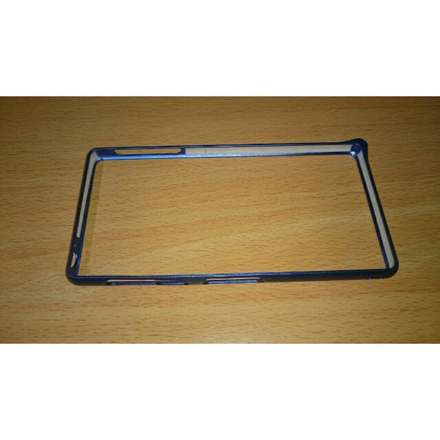 Sony Xperia Z3 Metal Bumper Case