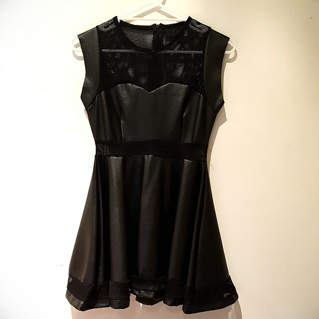 STYLENANDA BLACK DRESS
