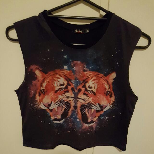 Tiger Singlet