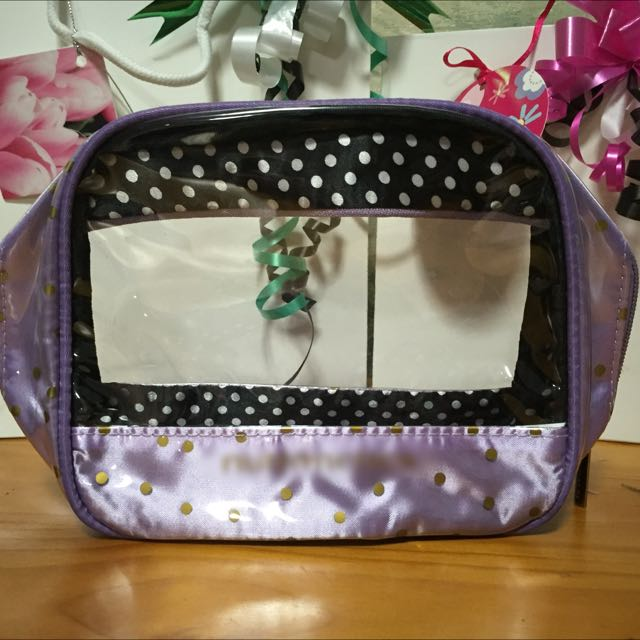 Toiletries Travel Bag