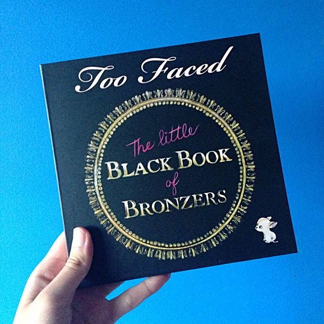 Two Faced Book Of Bronzers