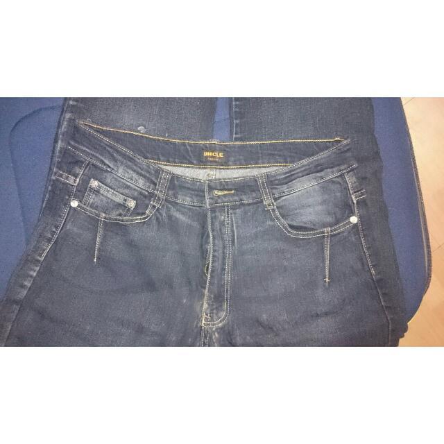 Uncle Jeans (size 34)