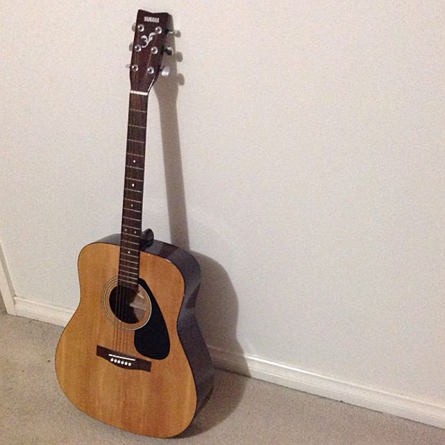 *ON HOLD* Yamaha Acoustic Guitar