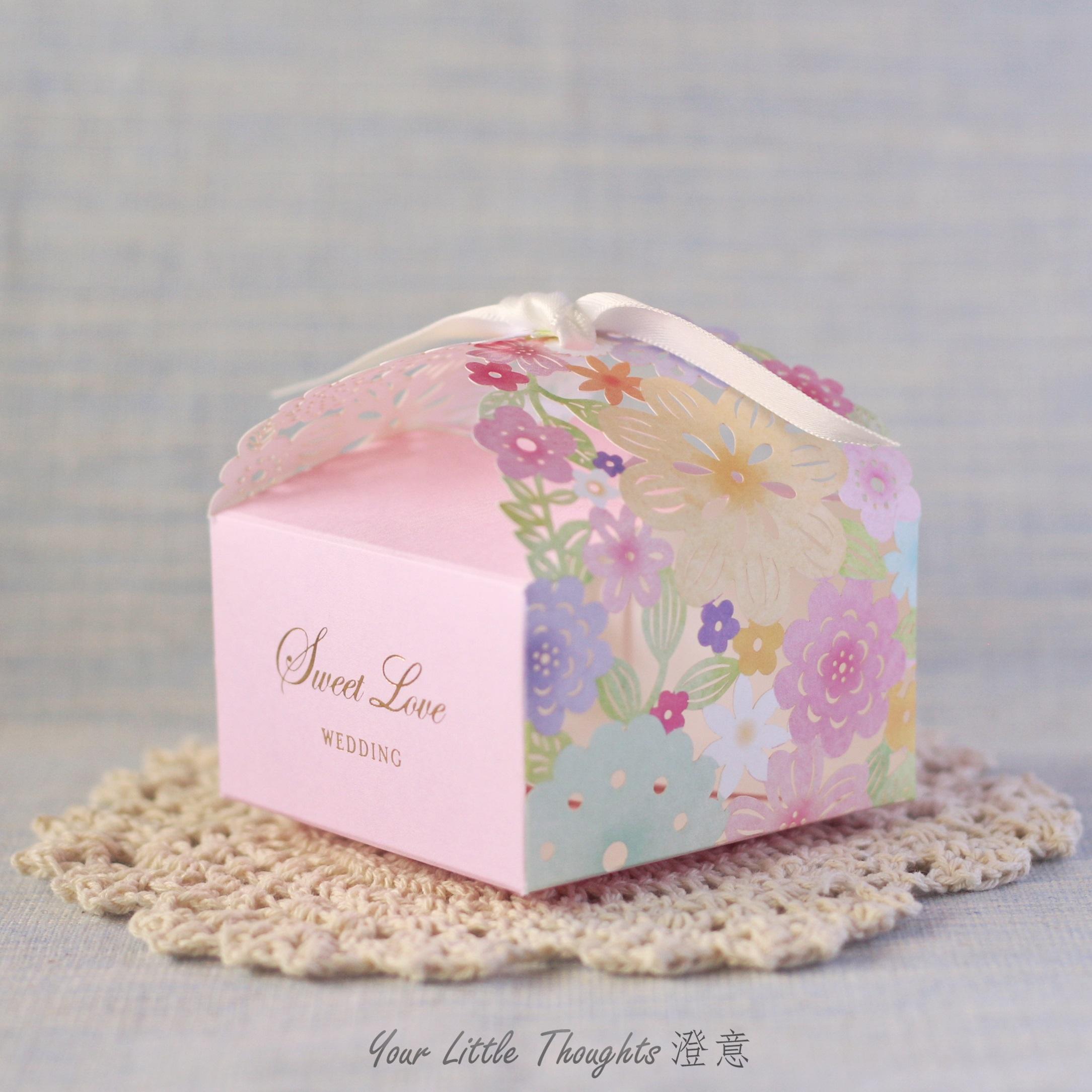 YOUR LITTLE WONDERLAND FAVOR BOX Wedding Favor Door Gift, Women\'s ...