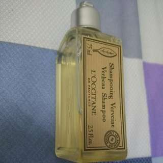 L'Occitane  Verbena Shampoo 75 mL