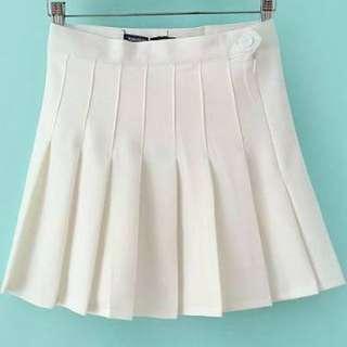 American Apparel Tennis Skirt Size Large