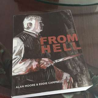 From Hell Alan Moore Eddie Campbell
