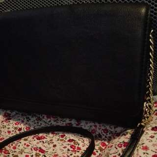 New H&M Black Purse