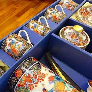 高級復古御用茶具組-作工精細