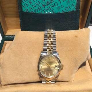 Rolex Midsize 68273 E Series