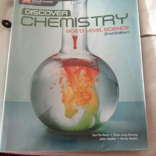 Combined Science Chemistry Textbook 2nd Edition