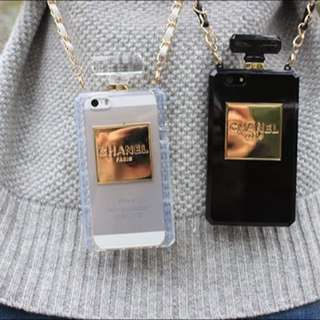 Chanel Perfume Bottle IPhone 5 Case