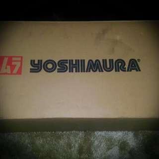 Yoshimura Metal Magic FZ16