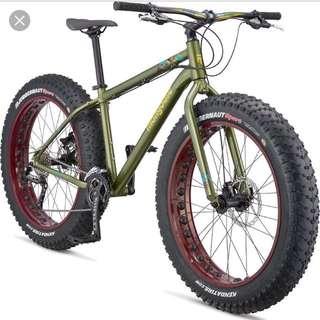 Mongoose Argus Sport Fatbike